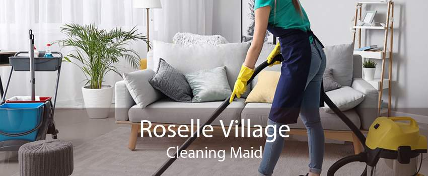 Roselle Village Cleaning Maid