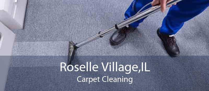 Roselle Village,IL Carpet Cleaning