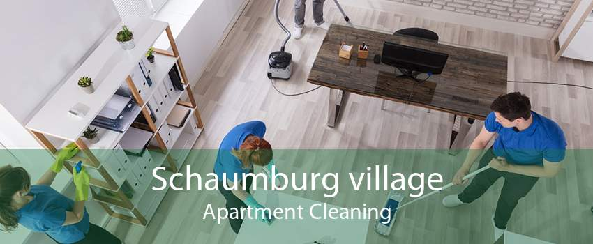 Schaumburg village Apartment Cleaning