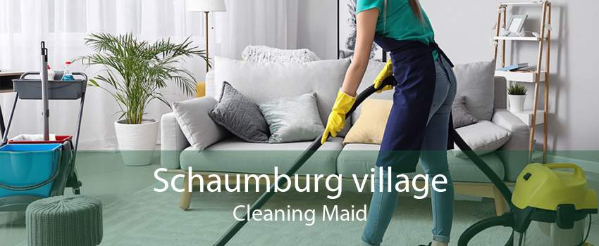 Schaumburg village Cleaning Maid