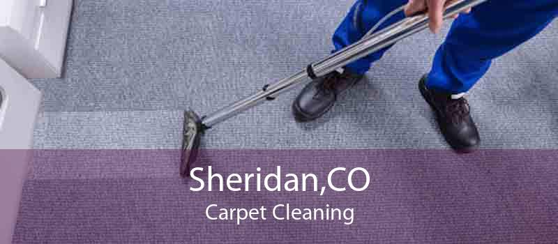 Sheridan,CO Carpet Cleaning