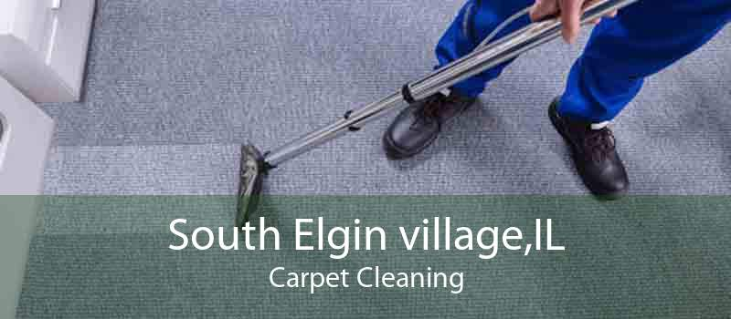 South Elgin village,IL Carpet Cleaning