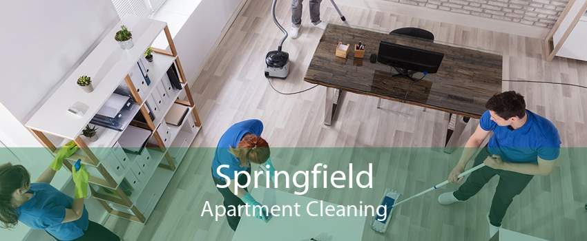 Springfield Apartment Cleaning