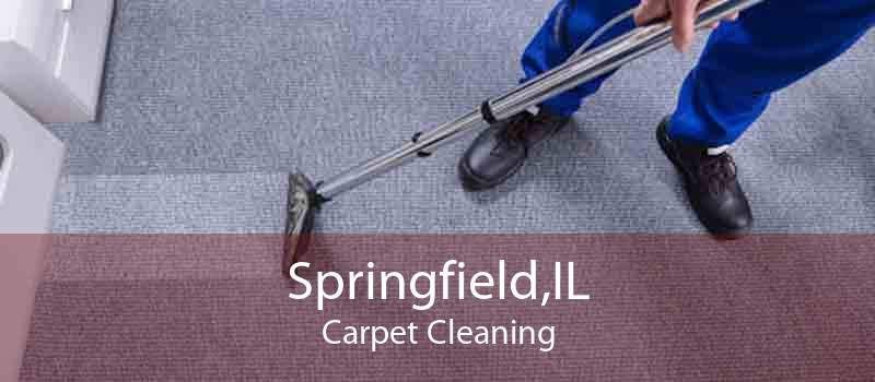 Springfield,IL Carpet Cleaning
