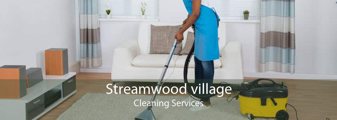 Streamwood village Cleaning Services