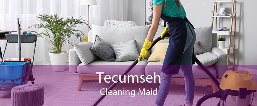 Tecumseh Cleaning Maid