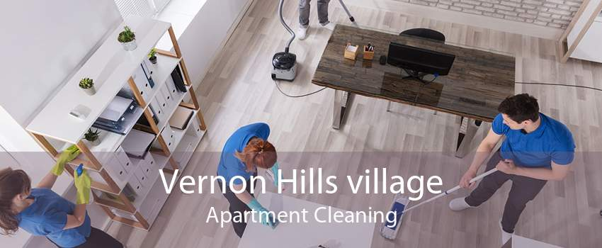 Vernon Hills village Apartment Cleaning