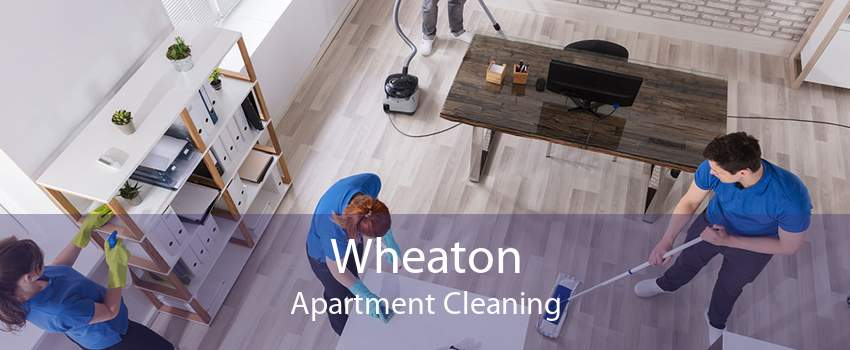 Wheaton Apartment Cleaning