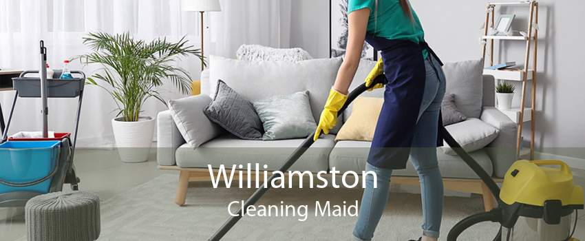 Williamston Cleaning Maid