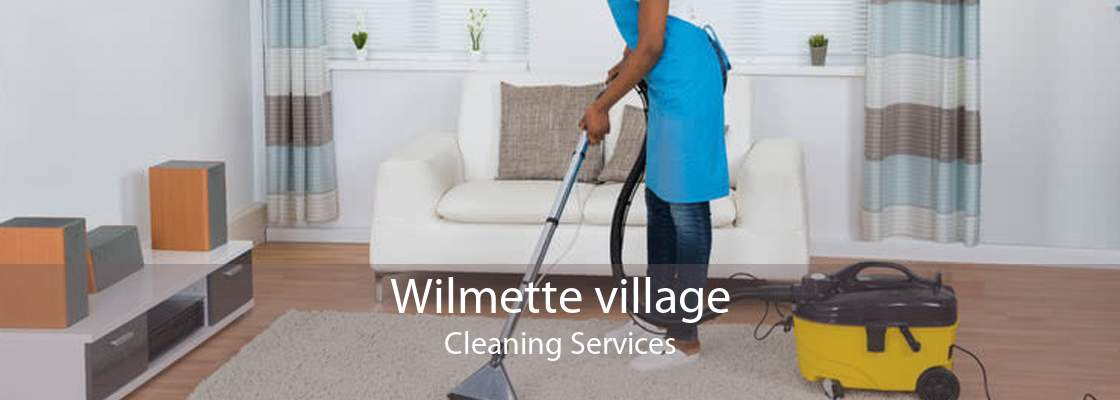 Wilmette village Cleaning Services