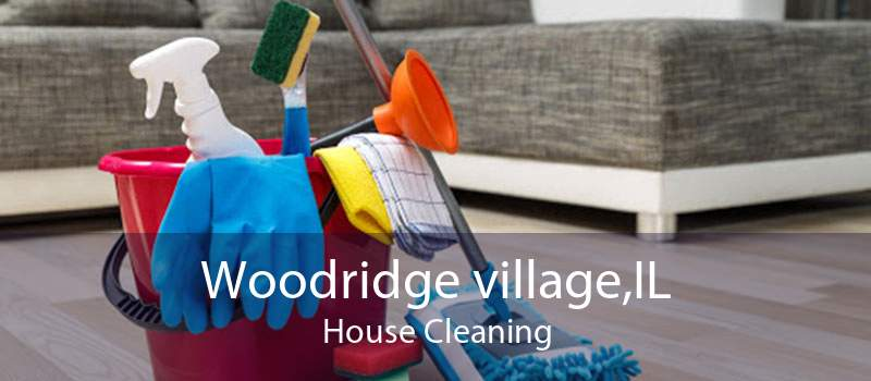 Woodridge village,IL House Cleaning