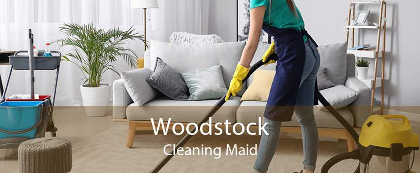 Woodstock Cleaning Maid