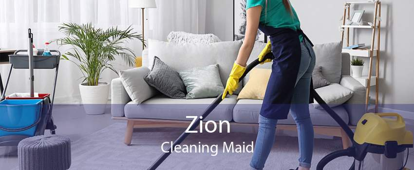 Zion Cleaning Maid