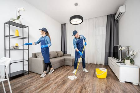 apartment cleaning services in Arvada
