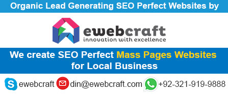 SEO Mass Page Creator For [%CITY%]